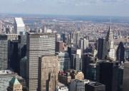 マンハッタンの摩天楼を一望できる人気観光スポット「エンパイアーステートビル展望台」