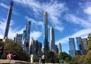 超高級コンドミニアム「セントラルパークタワー」が高さ世界一の住居ビルに