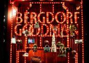 魔法の百貨店バーグドルフ・グッドマンのホリデーウィンドウ