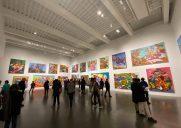 現代アートに特化した美術館「ニュー・ミュージアム」