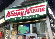 タイムズスクエアに誕生したクリスピー・クリーム旗艦店「Krispy Kreme Times Square Flagship」