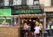 スライスが人気のノリータのピザ店「Prince Street Pizza」