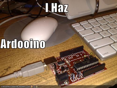 I Haz Ardooino!