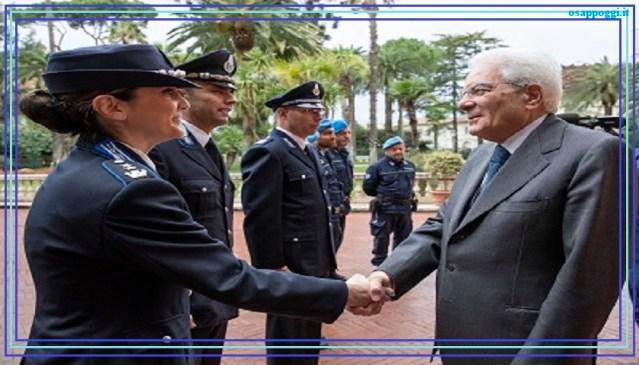 GLI AUGURI DEL PRESIDENTE DELLA REPUBBLICA SERGIO MATTARELLA PER IL 203° ANNIVERSARIO DELLA FONDAZIONE DEL CORPO DI POLIZIA PENITENZIARIA