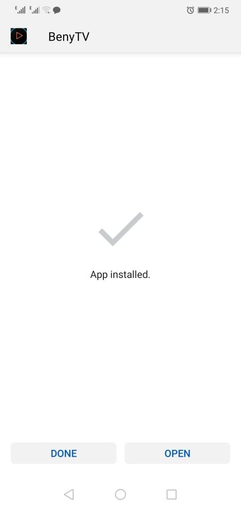 Screenshot-beny-TV-App