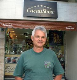 Sérgio, da Cacau Show