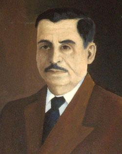 Seu Quinca, apelido de Joaquim Costa, que além de grande negociante foi prefeito de Saquarema.