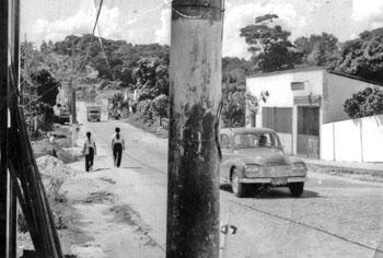 Rua Prof. Francisco Fonseca - Bacaxá