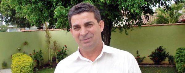 O ex-vereador Pitico, atual chefe de gabinete do deputado Paulo Melo. Foto: Edimilson Soares.