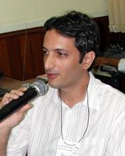 Ricardo Ferraz, da Agenda 21 Comperj, Petrobras