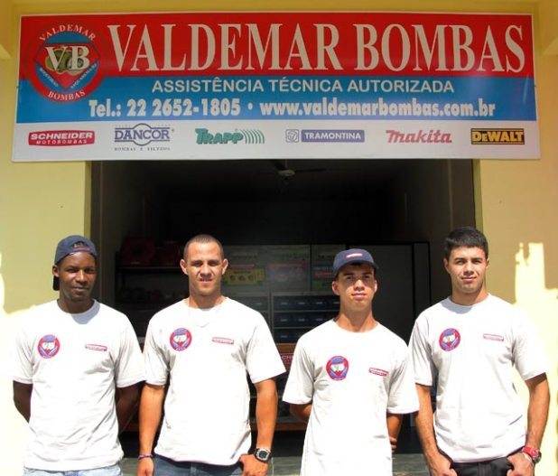 Valdemar Bombas