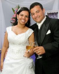 Casamento de Ruan e Kamila