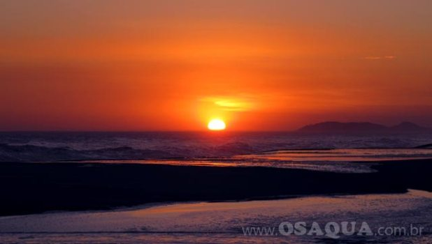 Pôr do Sol - Foto de Lia Caldas / Súbito Design
