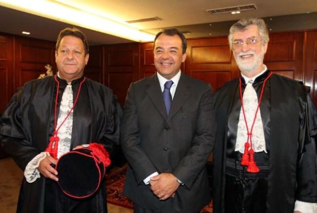 Desembargador Manuel Alberto Rebêlo dos Santos