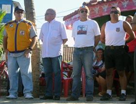 O Projeto Botinho é uma parceria do Governo do Estado, Prefeitura Municipal e empresários da cidade.