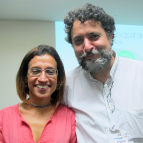 Rosa e Carlos Frederico