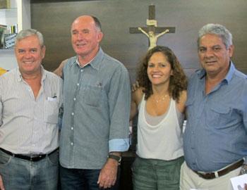 José Carlos Cabral: novo secretário do governo