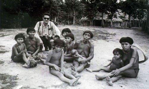 Jean Solari, um senhor repórter fotográfico que vive em Saquarema