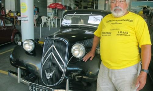 Exposição de autos antigos