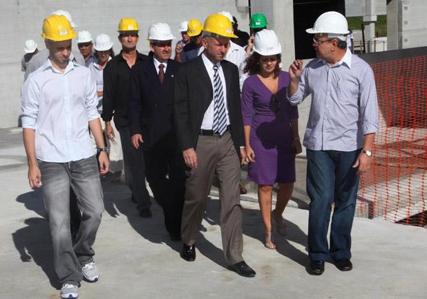 O novo hospital de Bacaxá vai atender não só o município de Saquarema mas toda a região. Foto: SECOM / Waldo Siqueira.