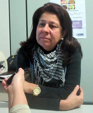Rosângela, esposa do ex-prefeito Dalton Borges, assume a recém-criada Secretaria Municipal da Mulher
