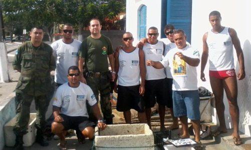 Colônia Z-24 combate pesca ilegal