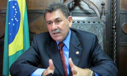 Entrevista com o deputado Paulo Melo, presidente da Assembleia Legislativa