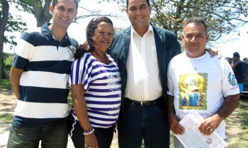 Projeto Rede Legal entrega redes de pesca ecológica aos pescadores