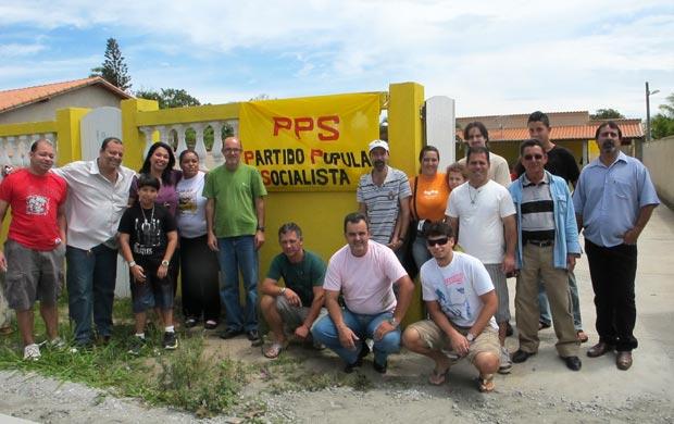O PPS se define como um partido humanista e independente, que busca o melhor para a cidade, sem ferir o respeito e a ética