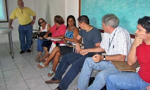 Subcomitê da Bacia de Saquarema reuniu-se na Colônia dos Pescadores