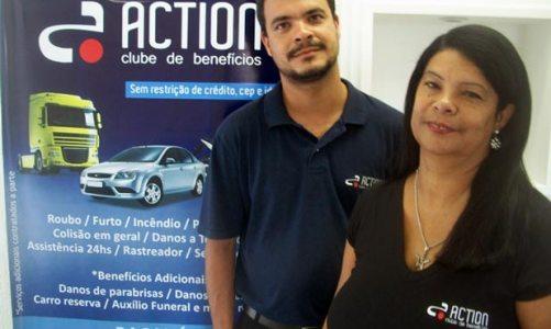 Action Clube em Bacaxá