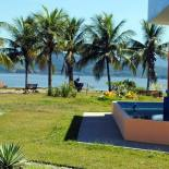 O Centro de Atividades Físicas de Saquarema, na Praça da Terceira Idade, está quase pronto e dentre seus atrativos uma das paisagens mais bonitas da cidade: a Lagoa de Saquarema. Foto: Agnelo Quintela