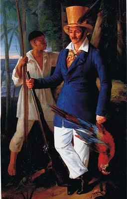 Maximiliano e Índio