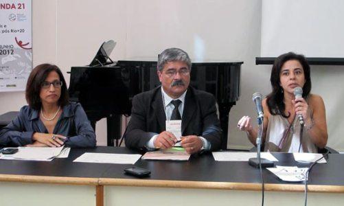 Simpósio Internacional Agenda 21 realizou-se no Museu da República, no Palácio do Catete