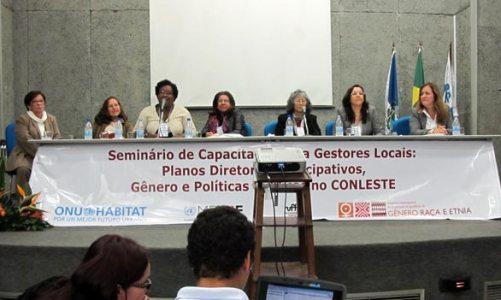 Mulheres de Saquarema participam de Seminário da ONU realizado na UFF