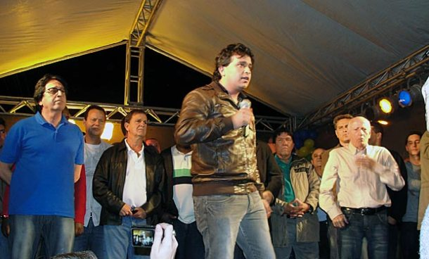 Filho do ex-prefeito Dr. João Alberto, o vereador Pedro Ricardo disputa pela primeira vez a Prefeitura Municipal de Saquarema. (Foto: Paulo Lulo)