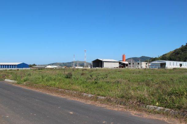 O Polo Industrial de Sampaio Corrêa é a certeza de um futuro melhor para o município. (Fotos: Edimilson Soares)