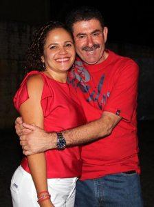 Paulo Melo e Franciane