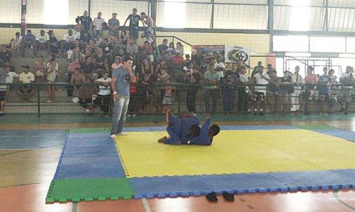 Esportividade marca a 2ª Copa Saquafight de Jiu-Jitsu
