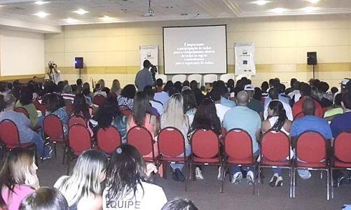 Petrobras realiza Reunião Pública pelo Rede Comunidade 2012