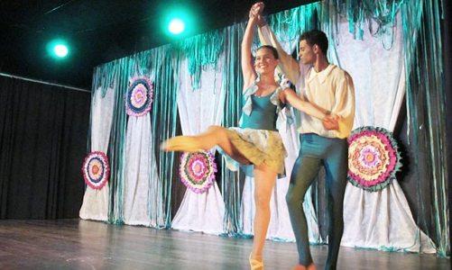 """O espetáculo de dança """"Bem Viver, a Vida"""""""