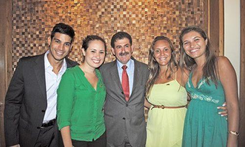 Juventude do PMDB elege nova executiva no Rio de Janeiro e Pitiquinho permanece como presidente em Saquarema