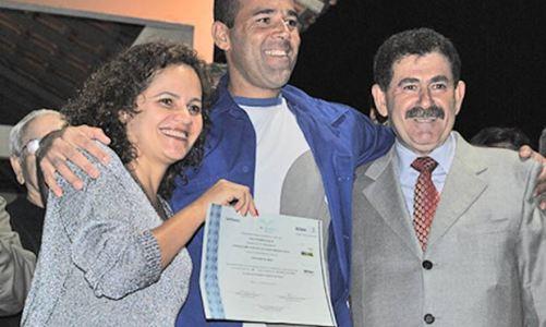 Inauguração do Núcleo de Capacitação Profissional em Bacaxá