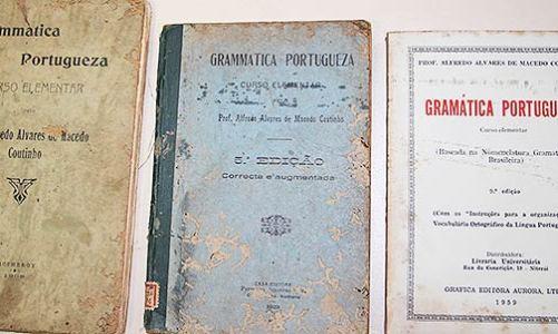 O gramático Alfredo Coutinho