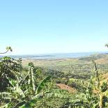 Do alto da microbacia do Rio Roncador é possível ver toda a baixada que vai até a Lagoa de Saquarema, verdadeiro tesouro ambiental (Edimilson Soares)