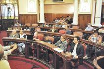 Plenária do IV Encontro Estadual de Jornalistas (Foto:Agnelo Quintela)
