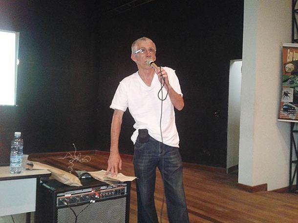 O pesquisador Herivelto Bravo (Foto: Michele Maria)
