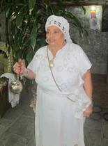 Dolores de Xangô (Foto: Edmilson Soares)