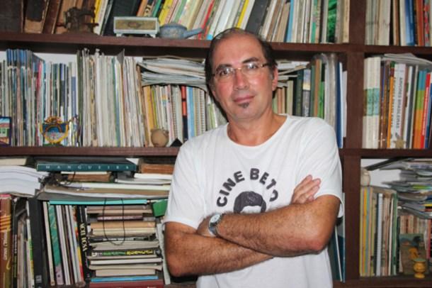 Carlos Pronzato, diretor do filme sobre o estopim do movimento estudantil de 1968 (Foto: Edimilson Soares)
