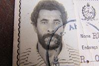 Rubito, pescador e ex-atleta do Barroso